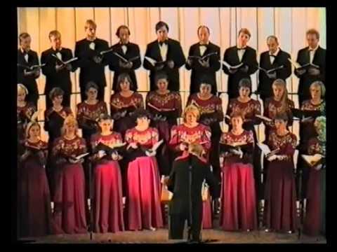 Т Смирнова 3 хора на стихи А Пушкина
