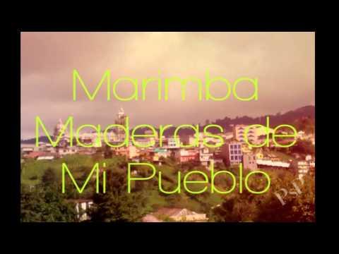 Marimba Madera de mi Pueblo vol.6 - ¿sentimientos de mi alma