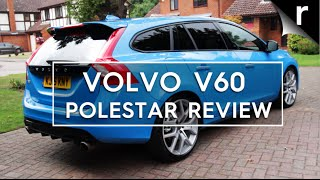 Volvo V60 Polestar Review: A practical powerhouse