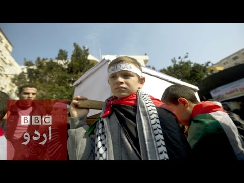 Yarmouk refugee crisis concerns  - BBC Urdu