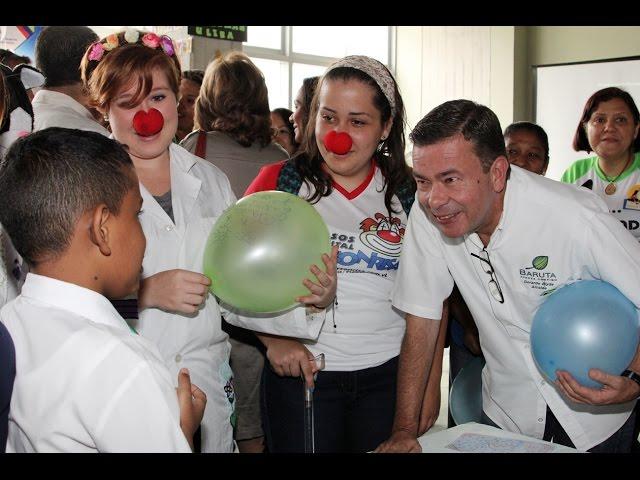 Niños con capacidades diferentes / Alcaldía de Baruta 2014