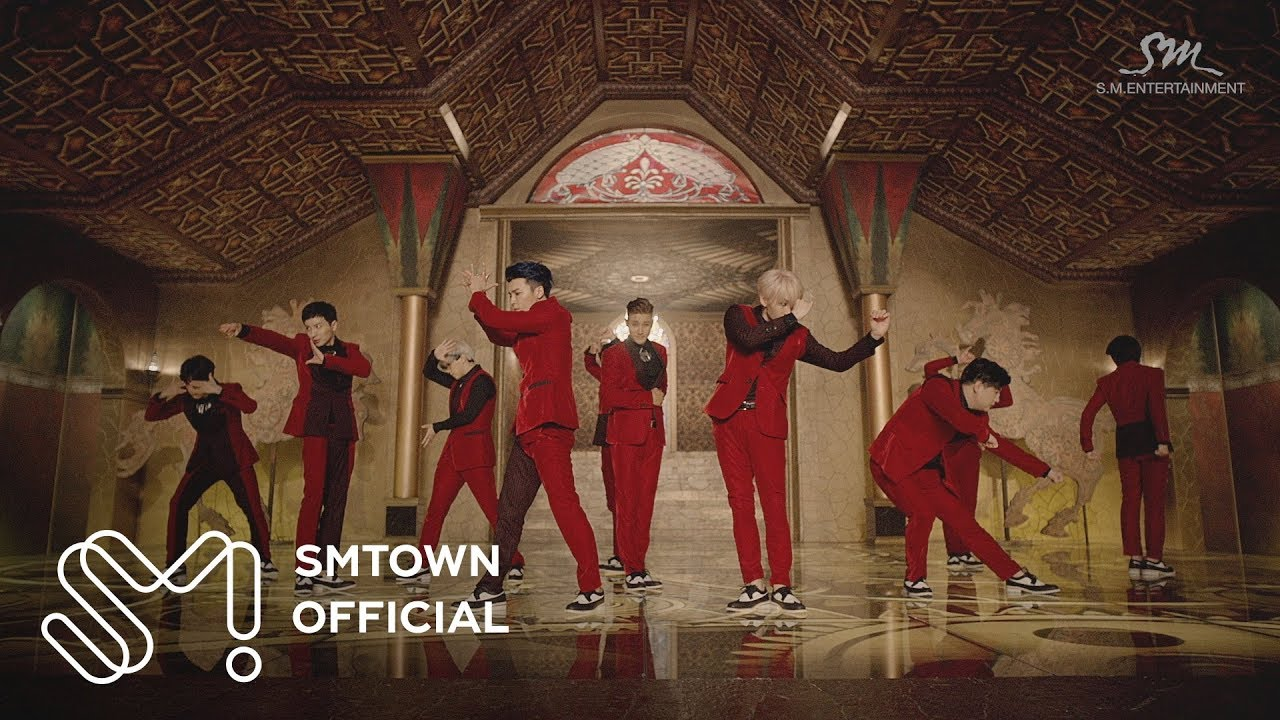 Super Junior – Mamacita