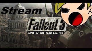 Fallout 3 stream/Episode 1