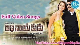 Adhinayakudu - Adhinayakudu Movie Songs | Adhinayakudu Full Video Songs | Balakrishna | Lakshmi Rai | Saloni