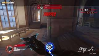 Overwatch Clip #1 : Well Done, You Just Shot Yourself.