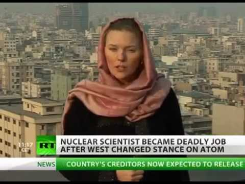 WESTERN STANCE on ATOM makes being a NUCLEAR SCIENTIST in IRAN a DEADLY JOB