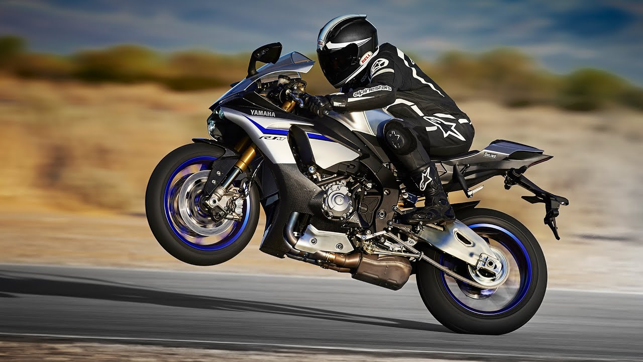 All-New 2015 Yamaha R1M and R1 - YouTube