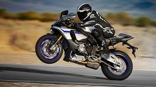 All-New 2015 Yamaha R1M and R1