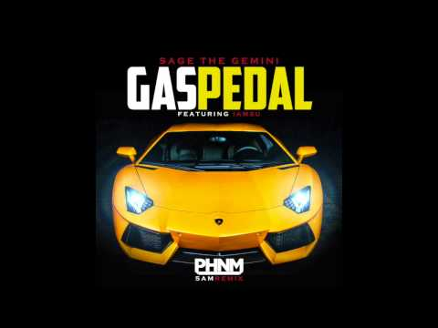 Sage The Gemini ft IamSu! - Gas Pedal (PHNM 5am Remix)