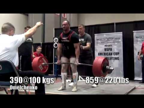 Deadlift Compilation 3 Image 1