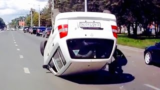 Fail Compilation of Driving in Russia OCTOBER 2016 #53