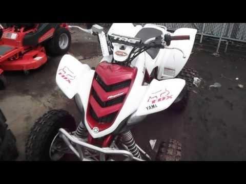 2004 Yamaha 660 Raptor 4-Wheeler ATV