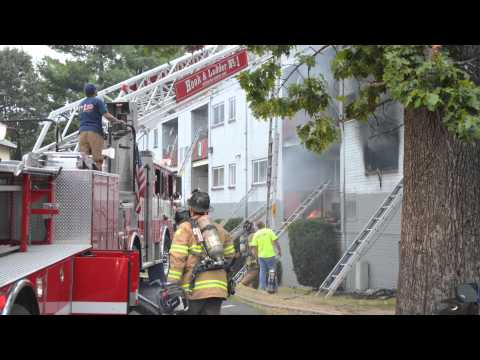 Hyattsville Volunteer Fire Department Recruitment Video - Your Next Challenge, Join Us
