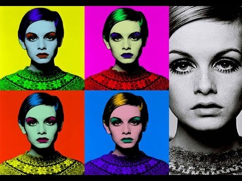 Create Andy Warhol Style Pop Art Portrait