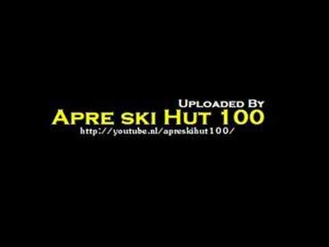 01) Apre Ski Hut  - Als je nou niet springt!