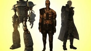 Fallout New Vegas Montages_ The Return of Jerry McGhoulBerry