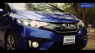 Honda Fit Hybrid - Walk Around & Short Review