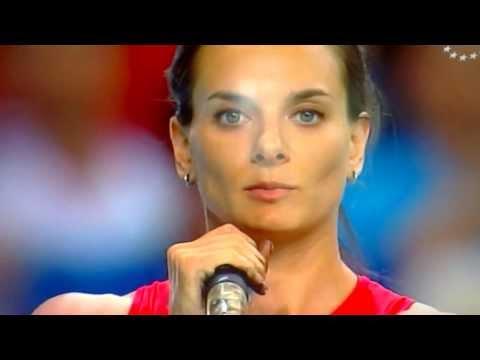 Yelena Isinbayeva - pole vault - Moscow 2013 - 5.07m WR attempt