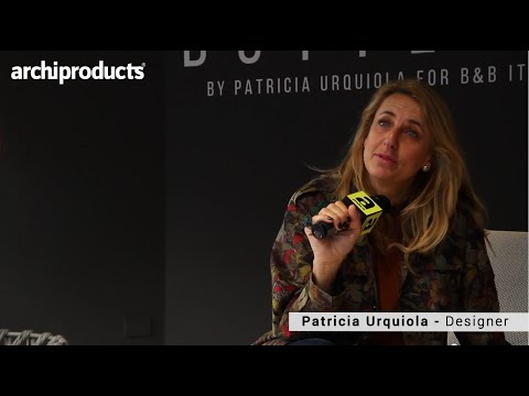 B&B Italia | Patricia Urquiola | Archiproducts Design Selection - Salone del Mobile Milano 2015