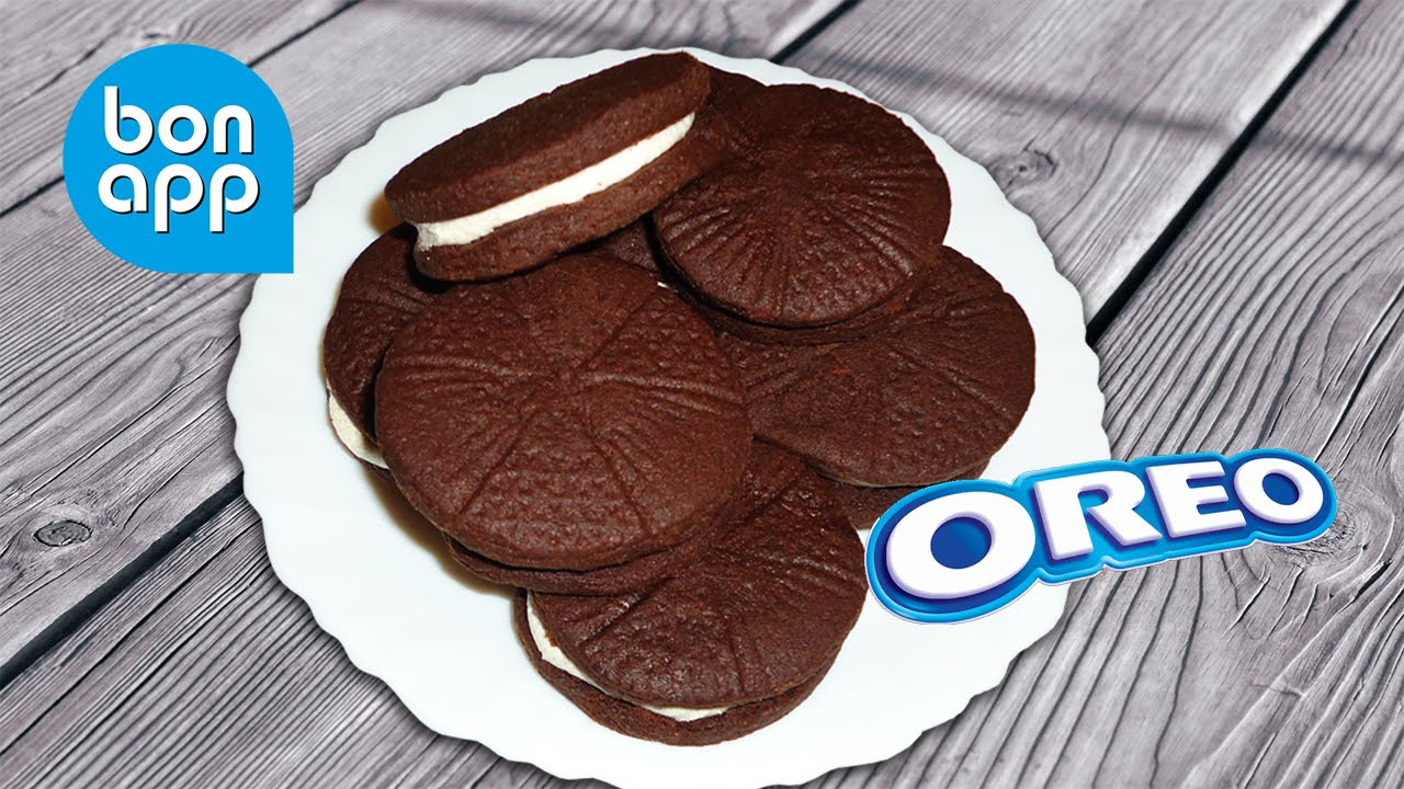 Печенье орео как приготовить 46