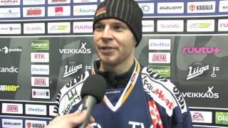 20.01.2017 Lukko vs. SaiPa: jälkitunnelmat