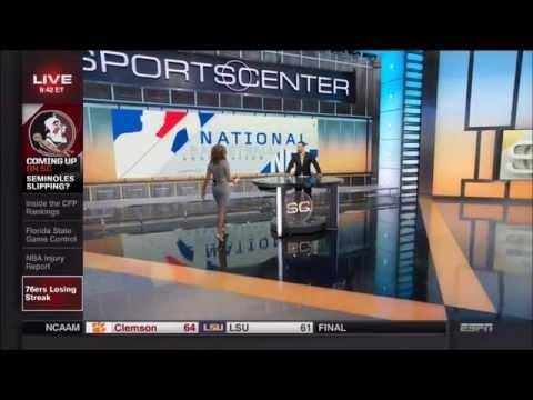 Jaymee Sire in Motion (ESPN Sportscenter) thumbnail