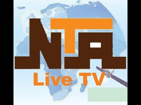 Good Morning Nigeria on NTA  16-02-2015