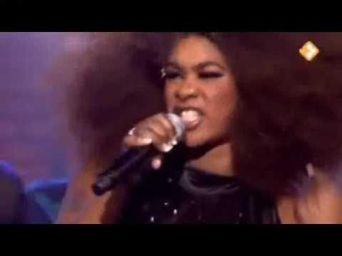 Nathalie Makoma – I Wont Forget (live)