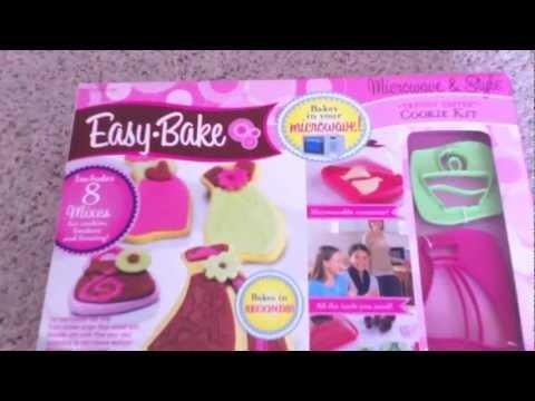Easy-Bake: Microwave Method Kit