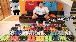 Unboxing My Football Nike Mercurial Collection