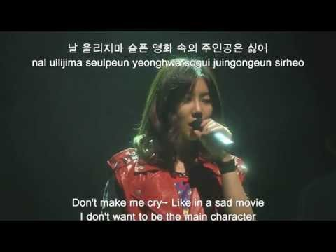 Monstar Color Bar - Don't Make Me Cry [English Sub+Hangul+Romanization] M/V