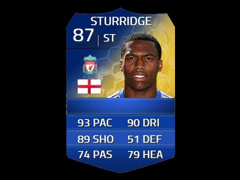 FIFA 14 TOTS STURRIDGE 87 Player Review & In Game Stats Ultimate Team