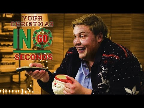 Sports Fans | Christmas Day in 60 Seconds