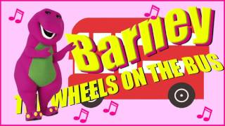 Watch Barney The Wheels On The Bus video