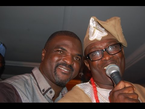 Adewale Ayuba & Obesere Fuji Fun Time Yoruba Swaga Tv Magazine Event Copyright Swaga Teev video