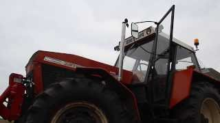 Zetor 12145 Engine Turbo Sound