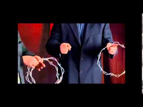 Saturn Magic -Quadro Vicious Circle Linking Rings by Murphys Magic Supplies - Trick