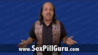 Sex Pills - Ron Jeremy Tells All About Male Enhancement