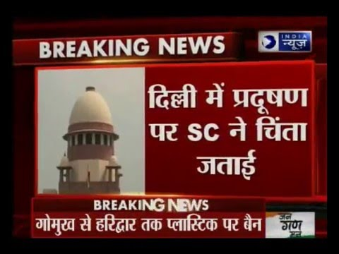 Delhi pollution: SC to examine banning diesel cars