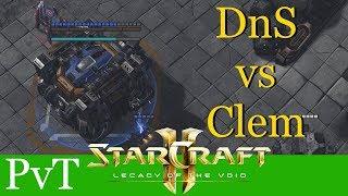 DnS vs Clem (PvT) - WCS Montreal - Starcraft 2: Legacy of the Void Profi Replays [Deutsch | German]