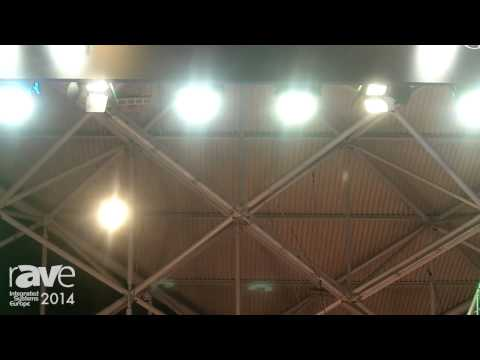 ISE 2014: Elation Talks About New Protron LED Strobe, High Output IP65 Outdoor Rated