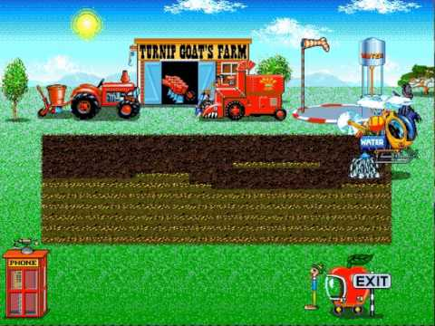 Let's Play How Things Work in Busytown! - Part 5: Modern Farming