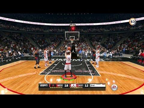 NBA Live 15 - Part 2 - Jordan Rising Star (Playstation 4 Gameplay)
