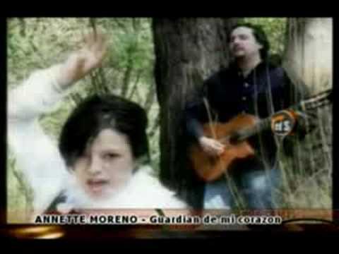 My playlist for Annette moreno jardin de rosas