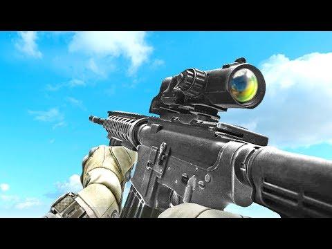 M4A1 - Comparison in 20 Different Games