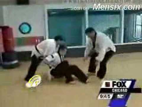 Martial Arts Death Touch
