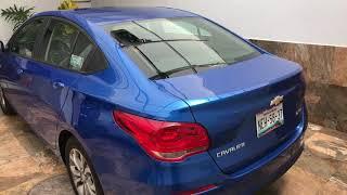 Chevrolet Cavalier 2018. Le faltan 30% más de potencia y 30% menos de precio.