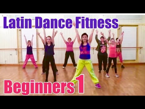 Latin Dance Fitness, Beginners 1 video