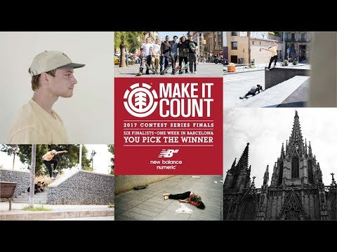 Element Make It Count 2017: John Pankus