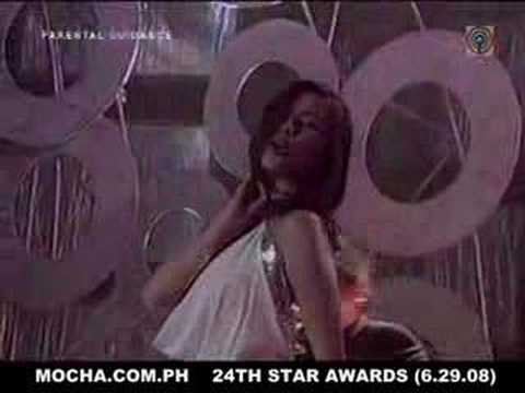 Mocha Girls Vs. Sexbomb  24th Pmpc Star Awards (6.29.08) video